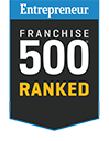 Entrepreneur Franchise 500 Ranked 2015