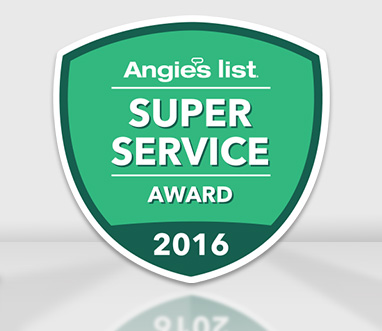 Atlanta Wins Angie's List 2016 Super Service Award