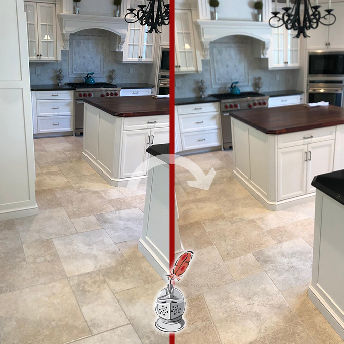 Grout Restoration Services