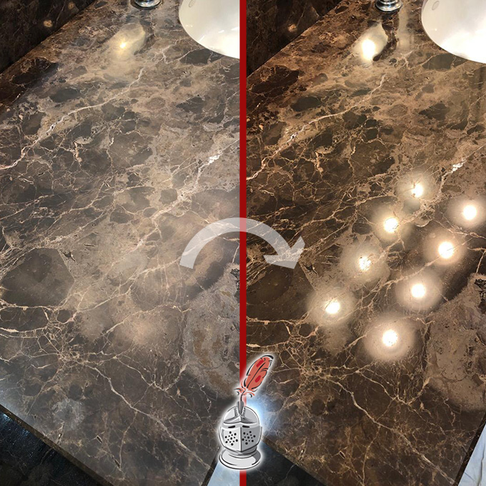 Marble Honing and Polishing Services