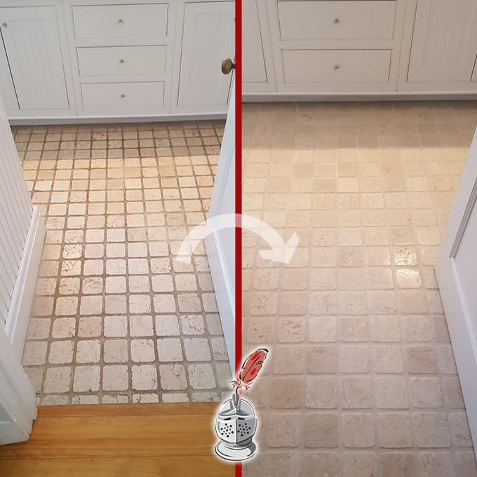 Marble Cleaning and Honing