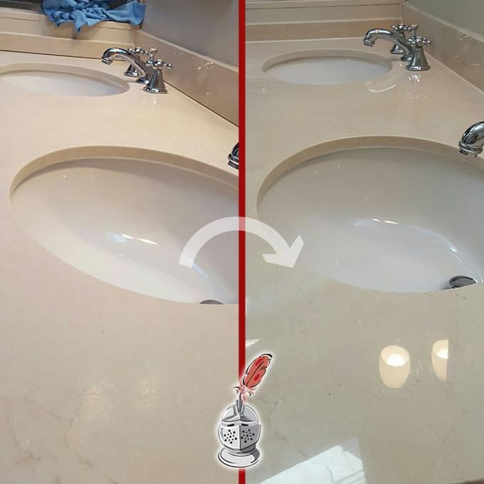 Marble Stain Removal