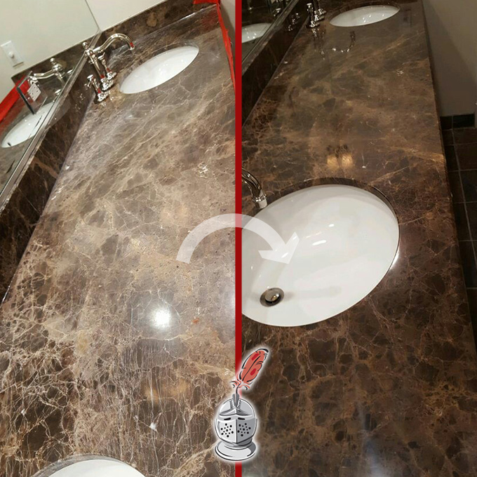 Marble Honing And Polishing