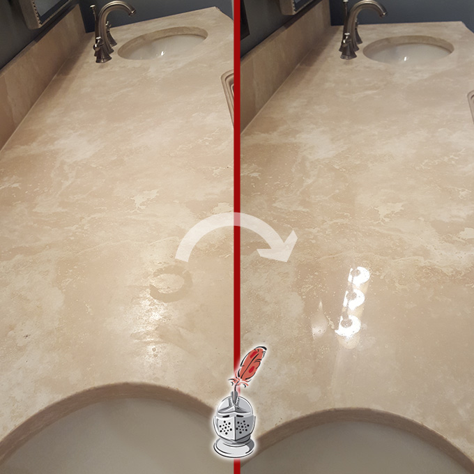 Marble Stone Honing and Polishing