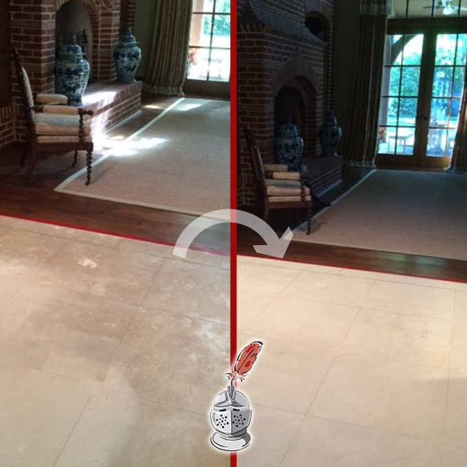 Marble Deep Cleaning