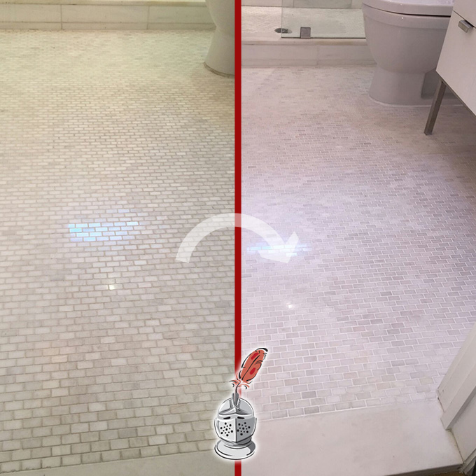 Marble Cleaning and Sealing