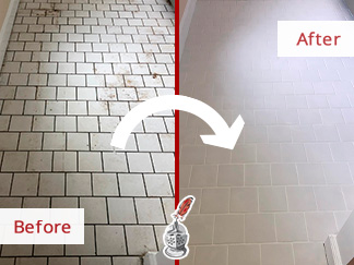 Grout Needs to Be Cleaned and Sealed to Prevent Grime and Mold Growth